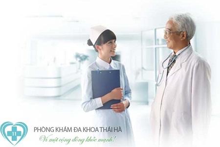 Phòng khám đa khoa thái hà phòng khám bệnh Nam Khoa chất lượng