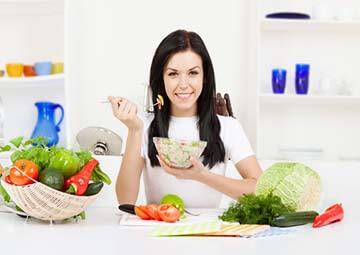 Chế độ ăn cho người bị viêm nhiễm phụ khoa